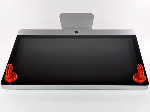 """iMac Intel 27"""" ekran değişimi"""